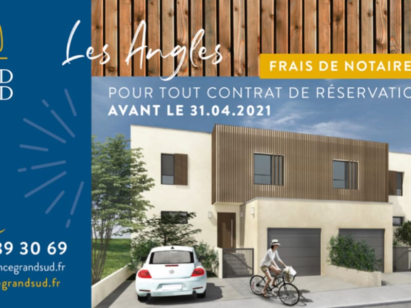 Sale house / villa Les angles 295 000€ - Picture 2