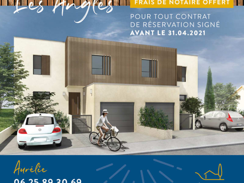 Sale house / villa Les angles 295 000€ - Picture 4