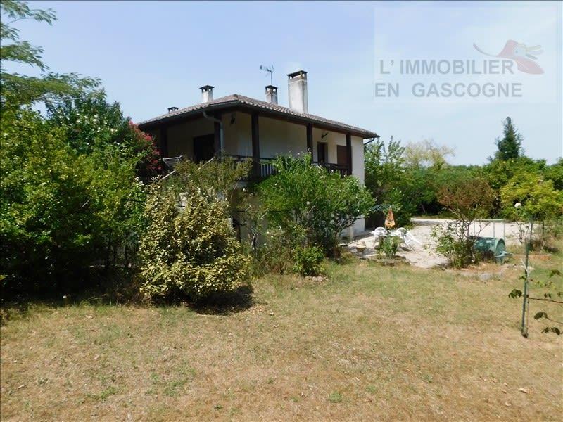 Sale house / villa Pavie 230000€ - Picture 1