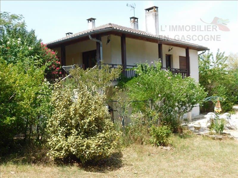 Sale house / villa Pavie 230000€ - Picture 9