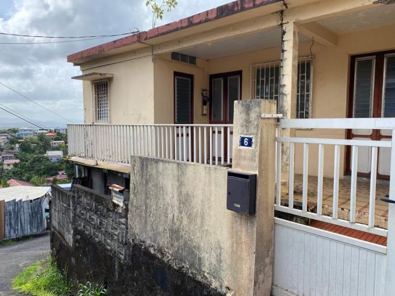Vente maison / villa Fort de france 66000€ - Photo 1