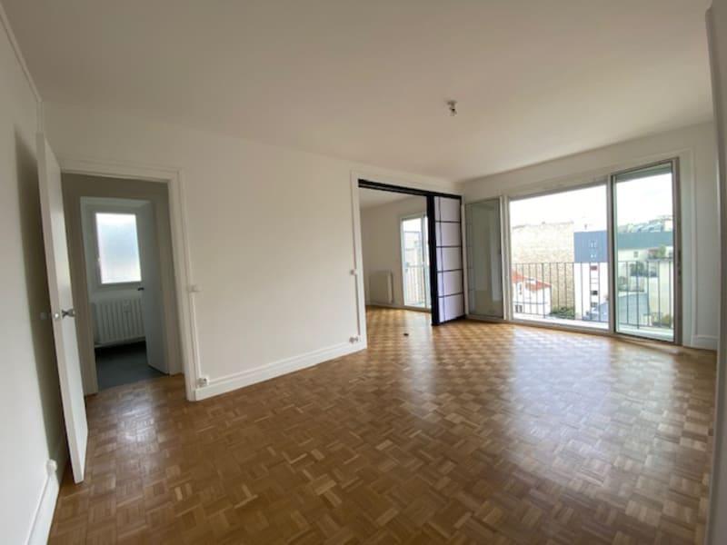 Rental apartment Paris 15ème 1745€ CC - Picture 1