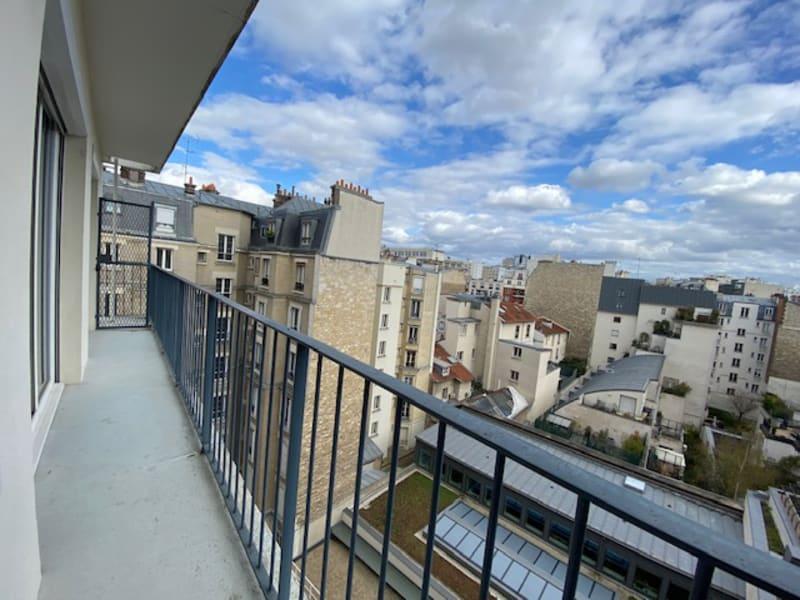 Rental apartment Paris 15ème 1745€ CC - Picture 2