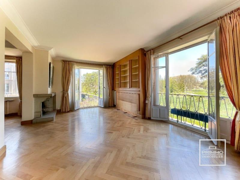 LYON 6ème - Appartement  Bd des Belges en Front de Parc 6 pièces