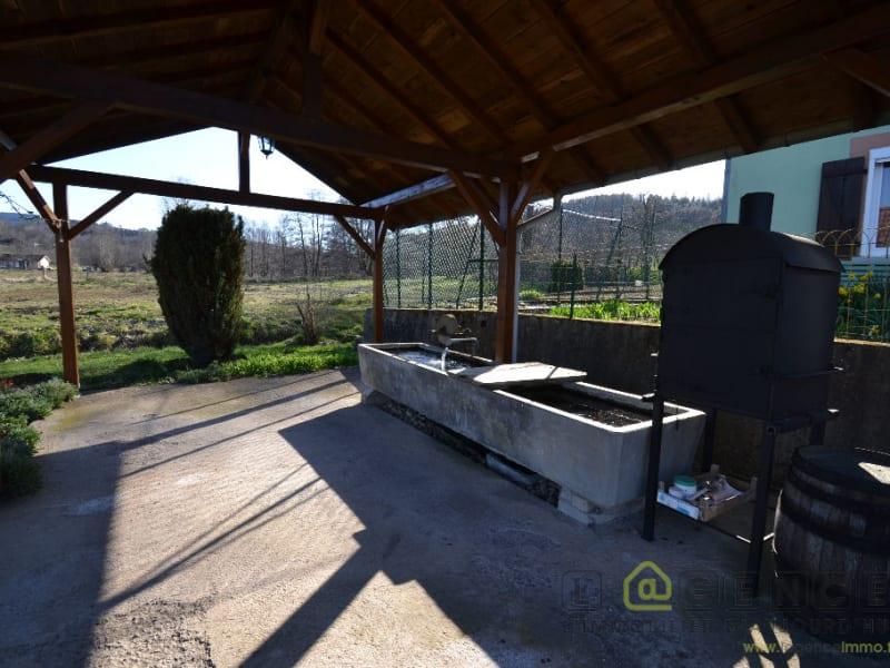 Vente maison / villa Anould 173300€ - Photo 8
