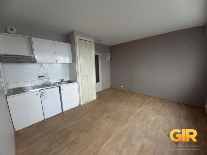 Rental apartment Rennes 440€ CC - Picture 1