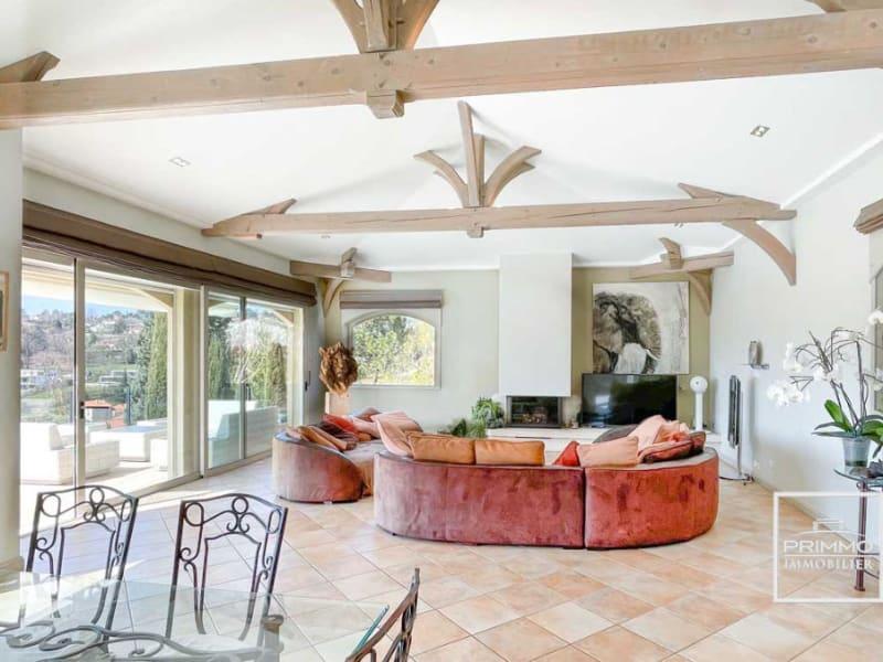Vente maison / villa Saint didier au mont d or 2050000€ - Photo 2