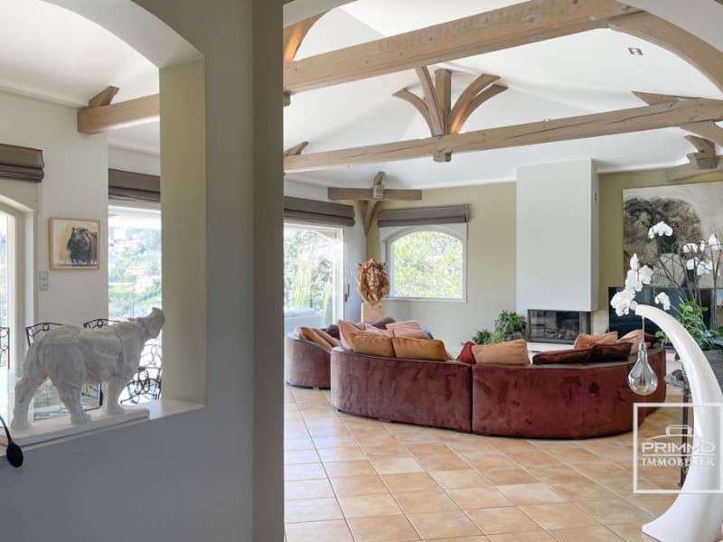 Vente maison / villa Saint didier au mont d or 2050000€ - Photo 3