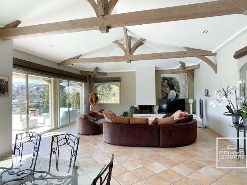 Vente maison / villa Saint didier au mont d or 2050000€ - Photo 4