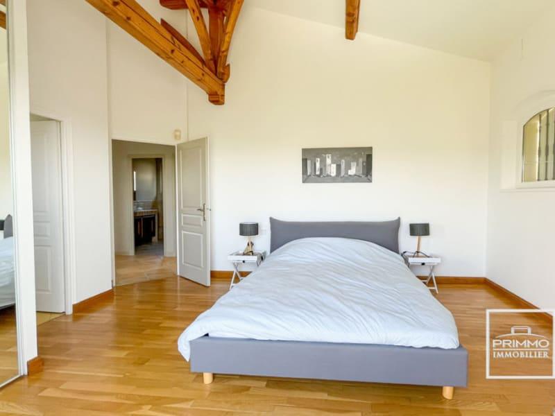 Vente maison / villa Saint didier au mont d or 2050000€ - Photo 7