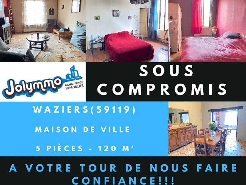 Vente maison / villa Waziers 120000€ - Photo 1