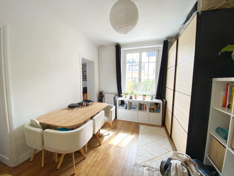Sale apartment Versailles 473800€ - Picture 2