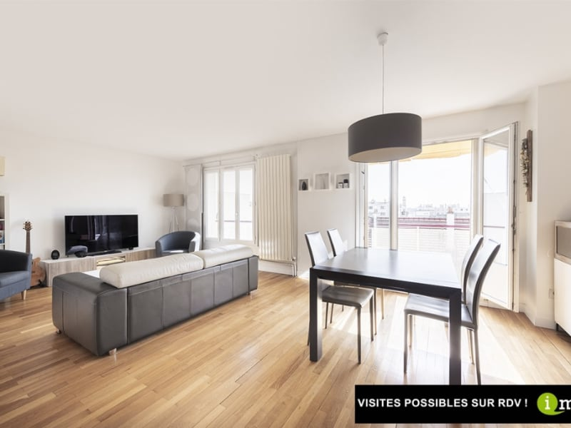 Vente appartement Asnieres sur seine 565 000€ - Photo 1
