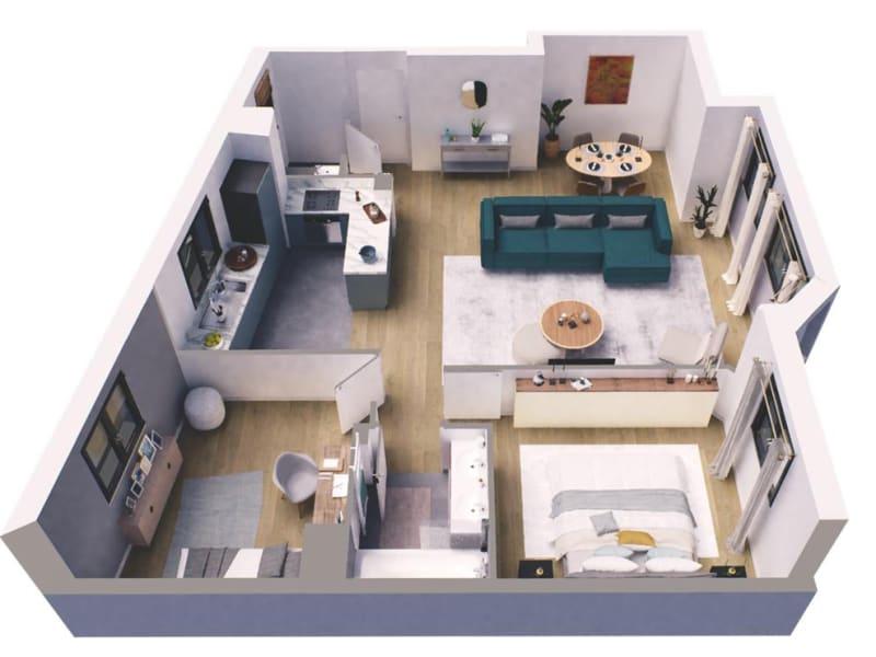 Vente appartement Paris 12ème 840000€ - Photo 1
