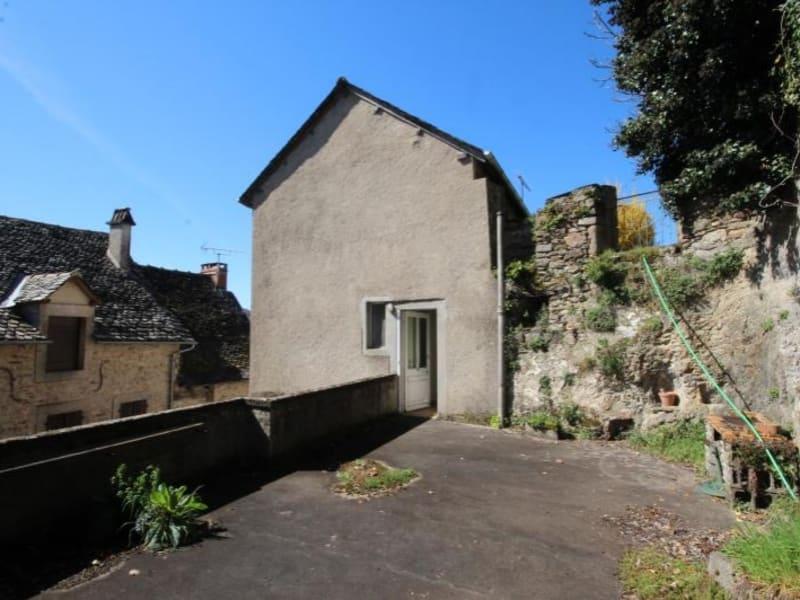 Vente maison / villa Najac 115000€ - Photo 1