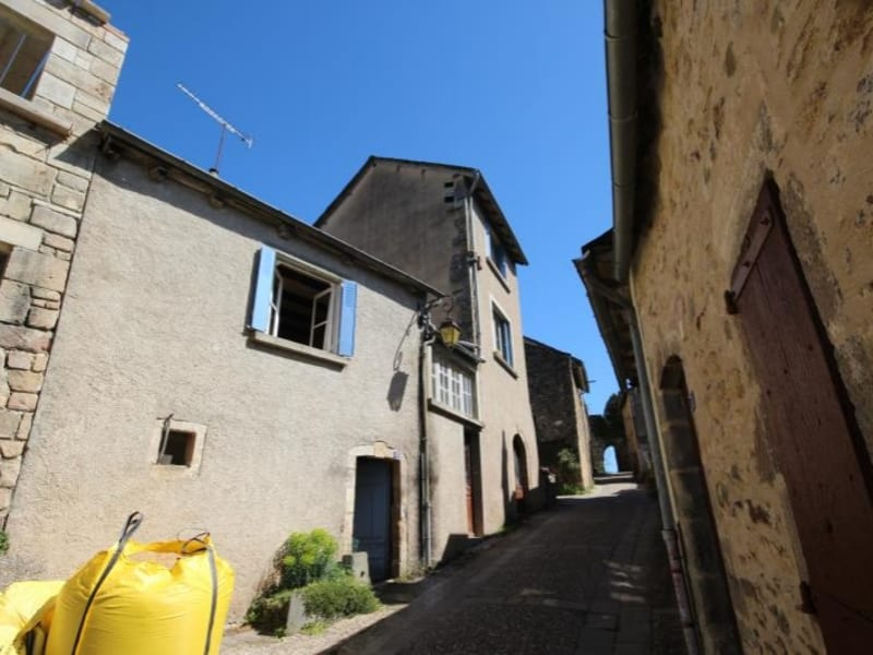Vente maison / villa Najac 115000€ - Photo 2