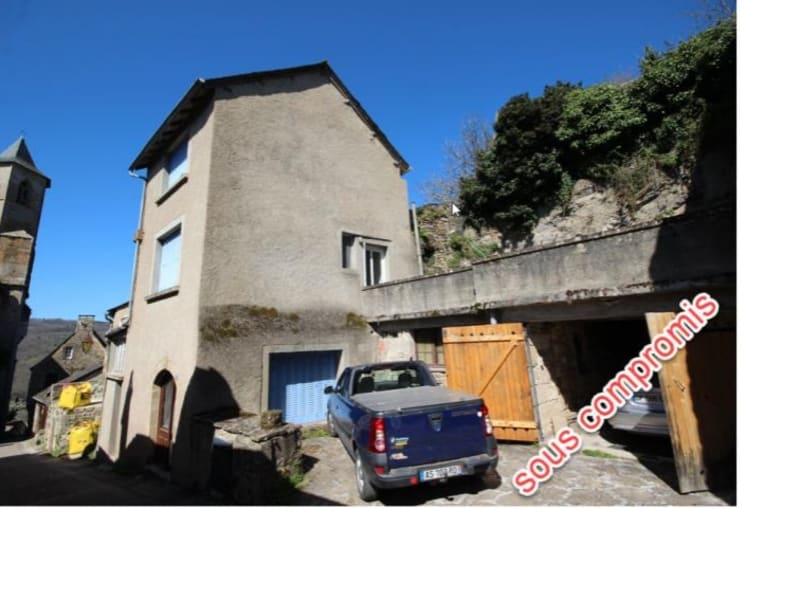 Vente maison / villa Najac 115000€ - Photo 8