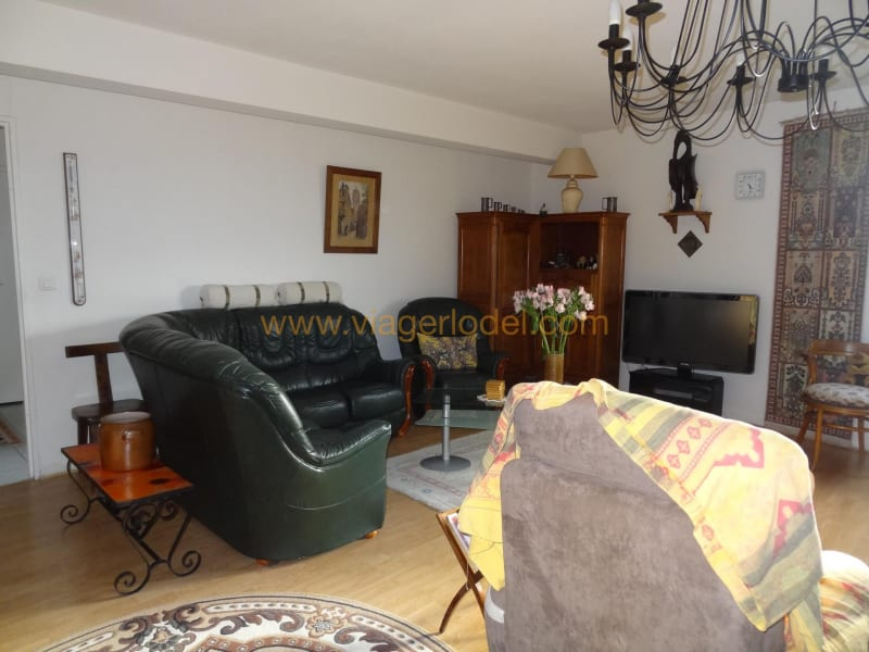 Life annuity apartment Béziers 60000€ - Picture 1