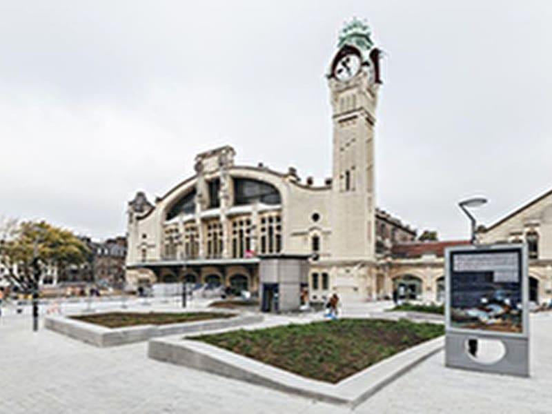Vermietung parkplatz/box Rouen 82€ CC - Fotografie 2