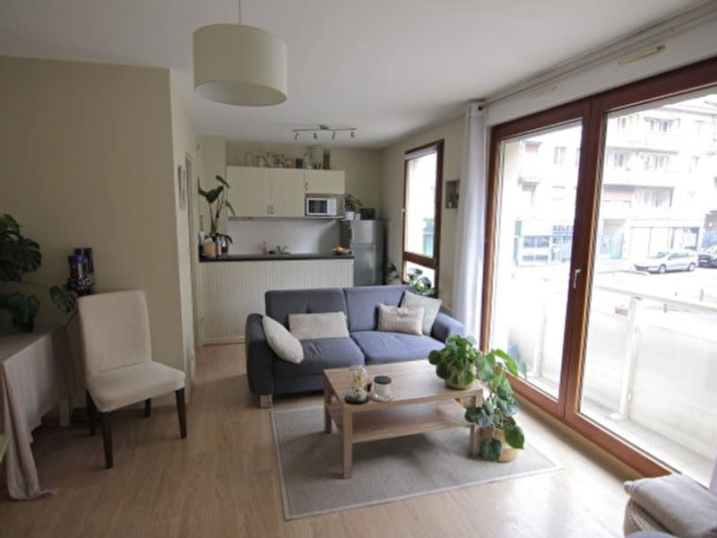 Rental apartment Rouen 600€ CC - Picture 1