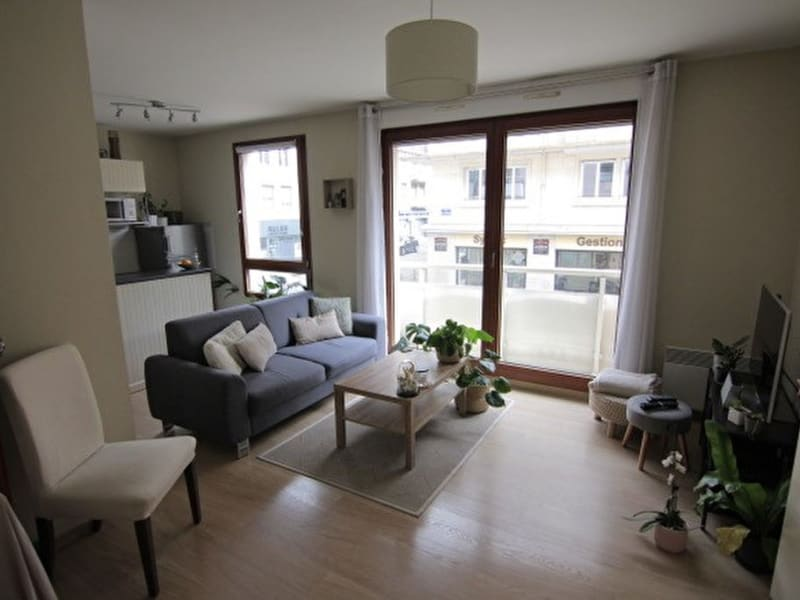 Rental apartment Rouen 600€ CC - Picture 2