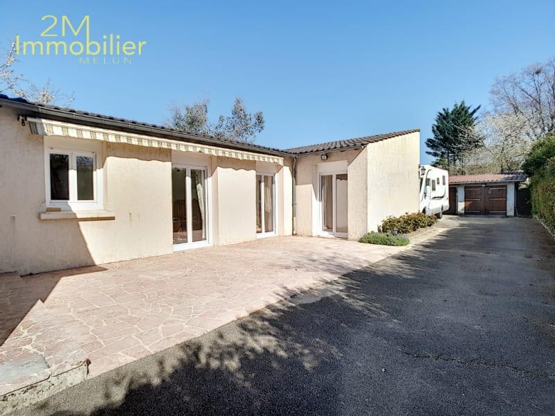 Vente maison / villa Dammarie les lys 297000€ - Photo 1