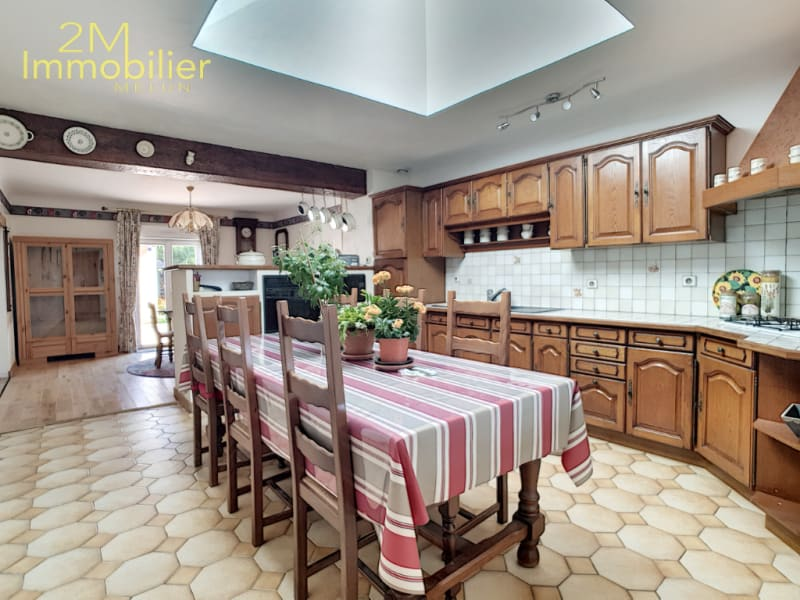 Vente maison / villa Dammarie les lys 297000€ - Photo 3