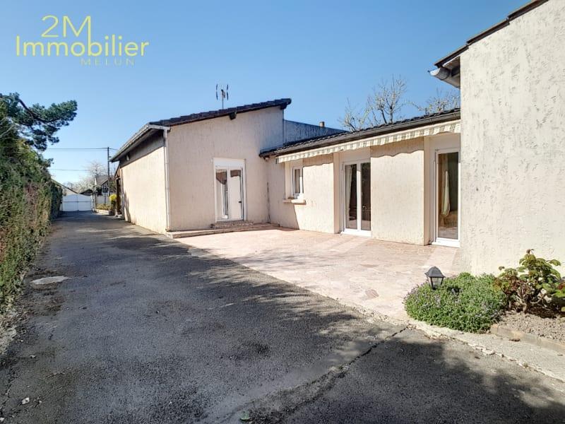 Vente maison / villa Dammarie les lys 297000€ - Photo 11