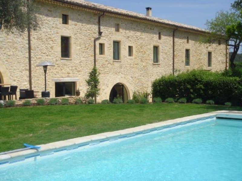 Sale house / villa Uzes 1980000€ - Picture 1