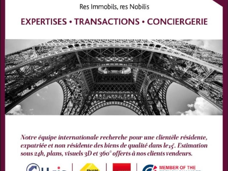 Vendita appartamento Paris 15ème 635000€ - Fotografia 1