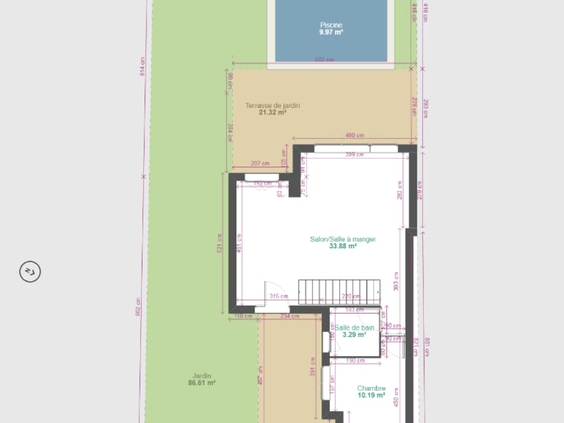 Vendita casa Nanterre 720000€ - Fotografia 14