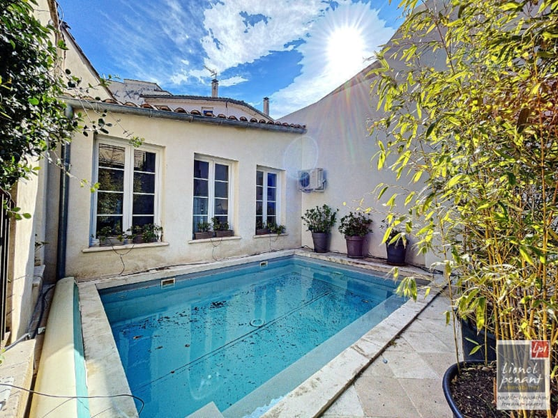 Sale house / villa Carpentras 470 000€ - Picture 1