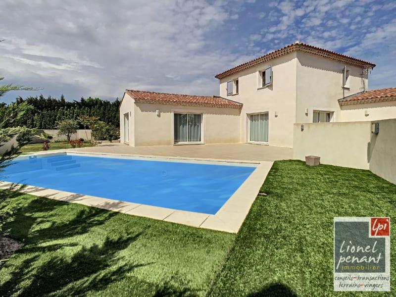 Vente maison / villa Orange 470000€ - Photo 10