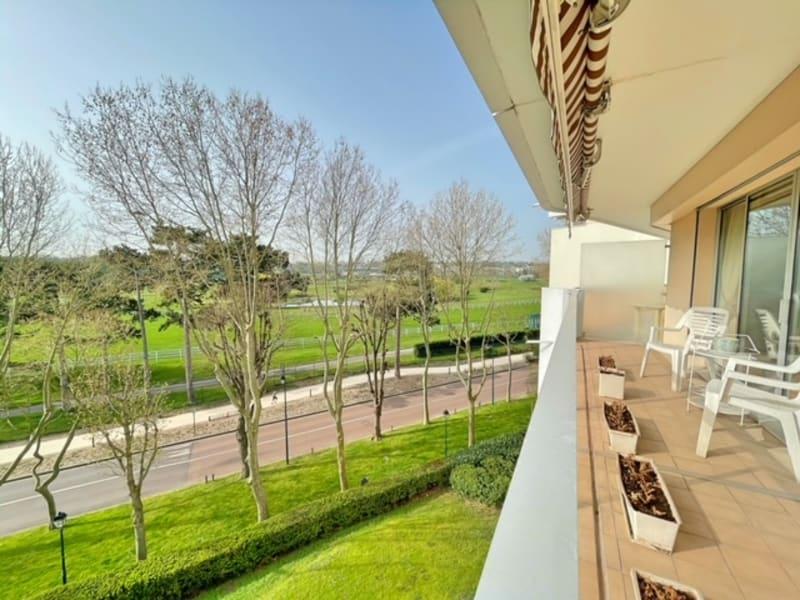 Vente appartement Saint cloud 625000€ - Photo 2