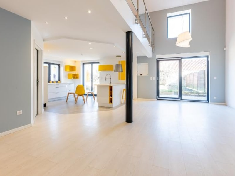 Sale house / villa Verny 415000€ - Picture 3