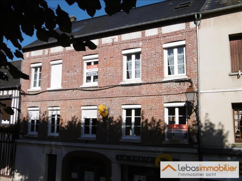 Location appartement Doudeville 450€ CC - Photo 1