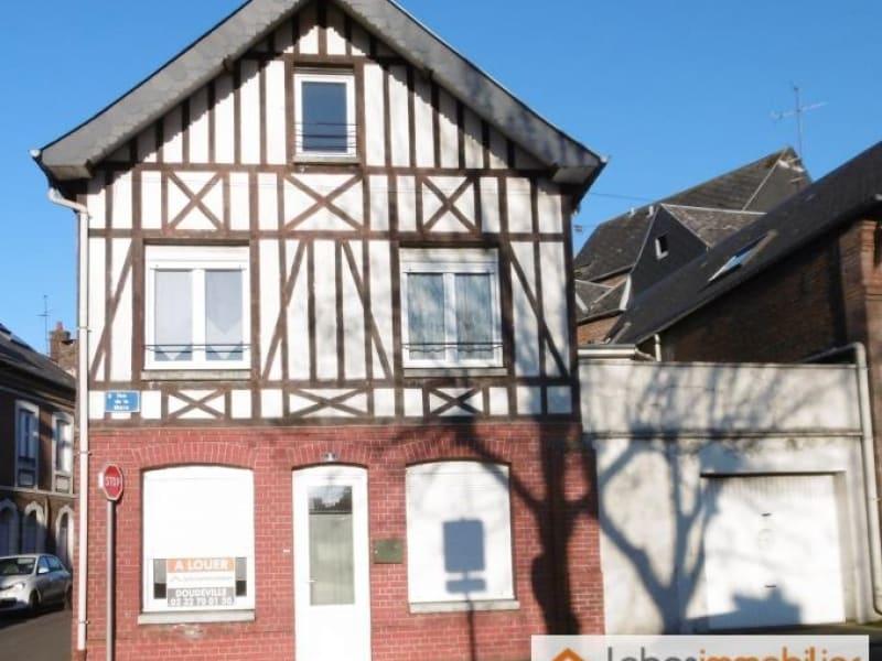 Location maison / villa Doudeville 470€ CC - Photo 1