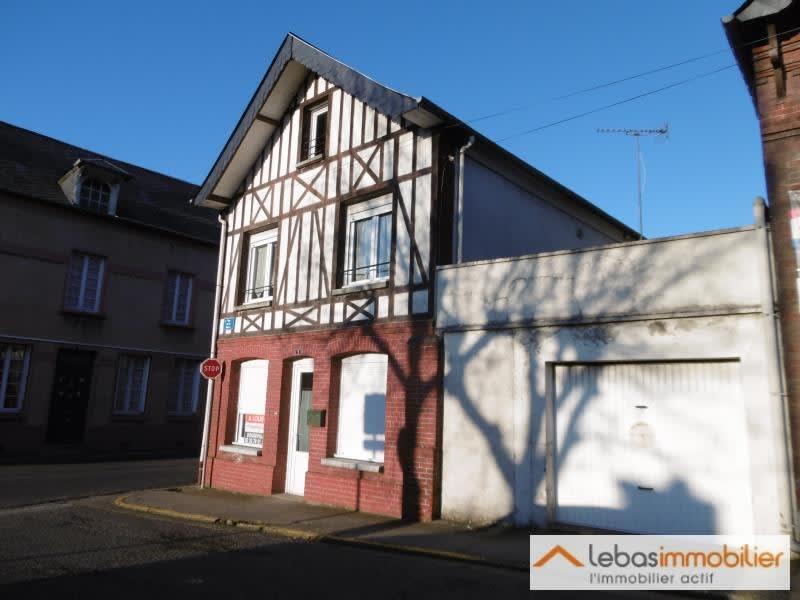 Location maison / villa Doudeville 470€ CC - Photo 5