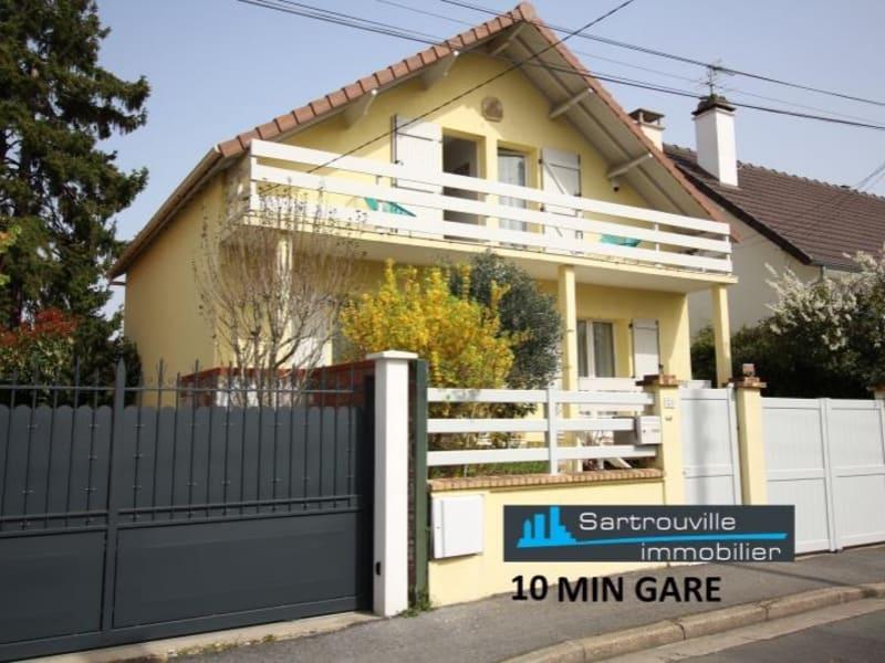 Sale house / villa Sartrouville 598000€ - Picture 1