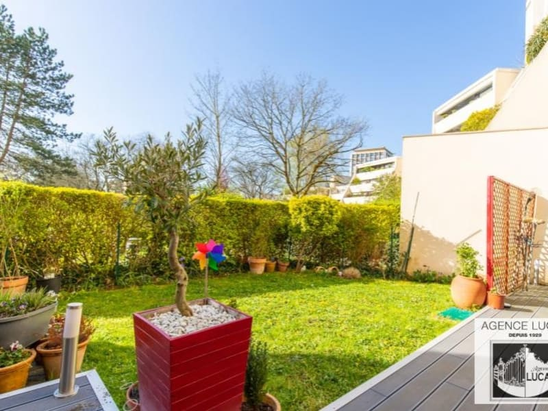 Sale apartment Verrieres le buisson 355000€ - Picture 2