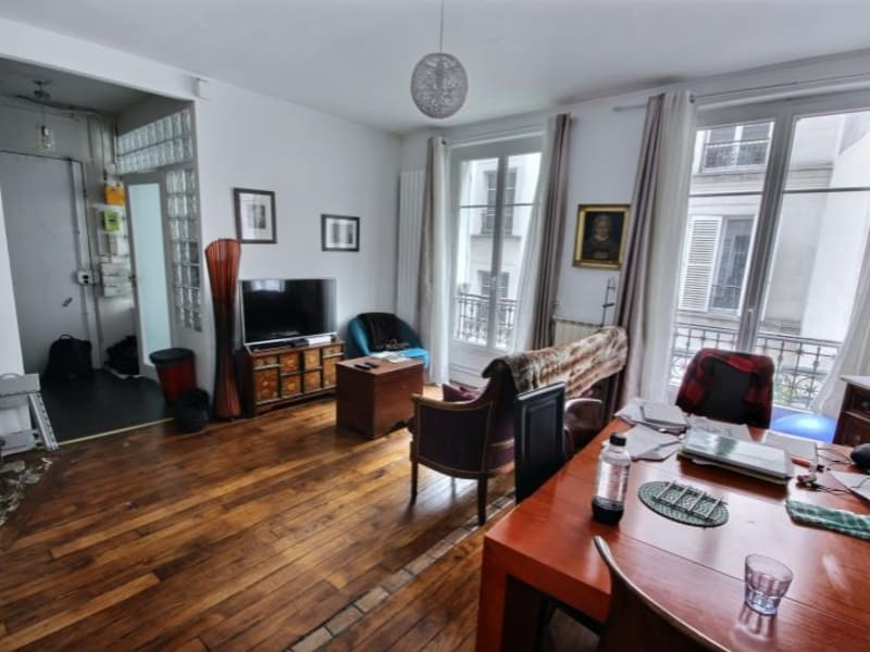 Sale apartment Paris 18ème 399 000€ - Picture 1