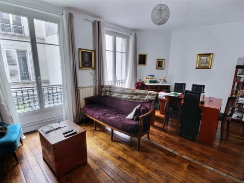 Sale apartment Paris 18ème 399 000€ - Picture 2