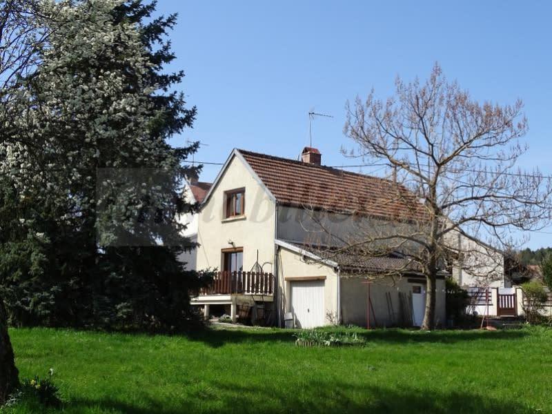 Sale house / villa A 10 mins de chatillon 97500€ - Picture 1