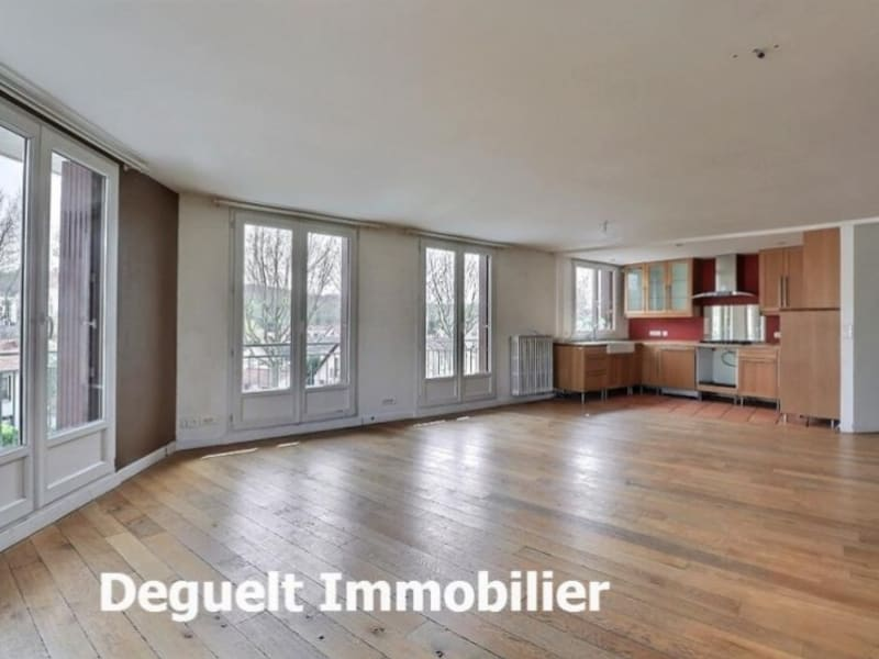 Vente appartement Viroflay 499 000€ - Photo 2