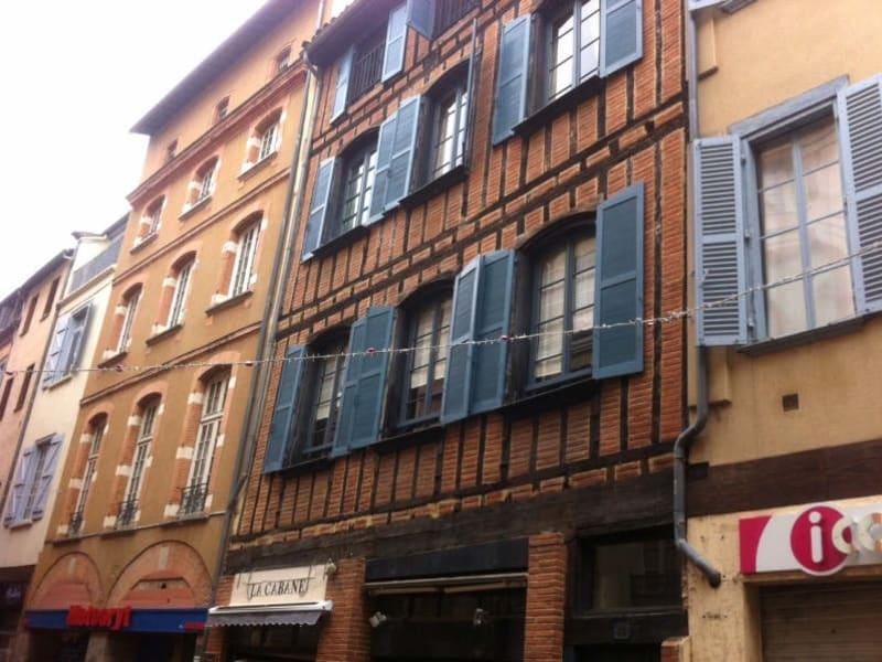 Rental apartment Toulouse 521€ CC - Picture 1