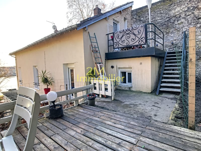 Sale building Le mee sur seine 264 500€ - Picture 1