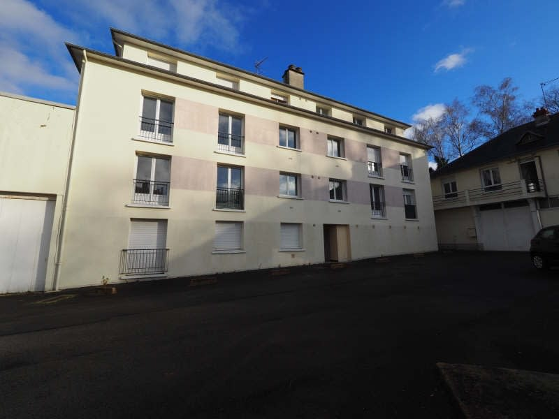 Vente appartement Caen 124 000€ - Photo 1
