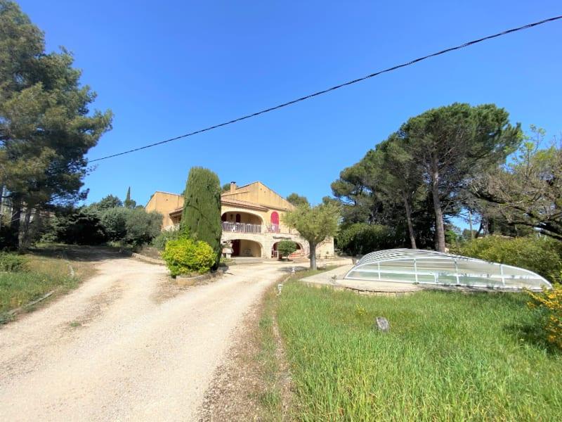 Vente maison / villa Villeneuve les avignon 490000€ - Photo 3