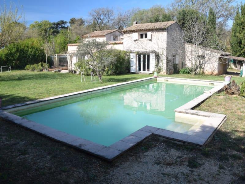 Vente maison / villa Aix en provence 819000€ - Photo 2