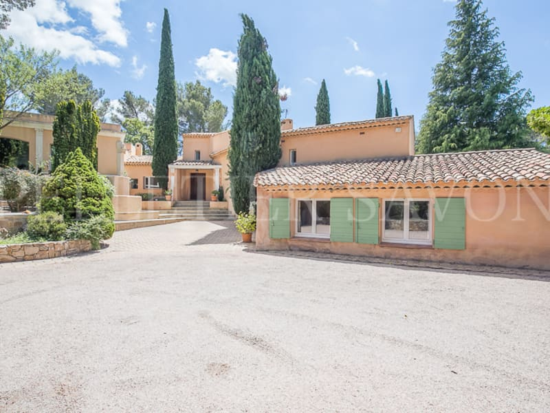 Vente de prestige maison / villa Aix en provence 1990000€ - Photo 2